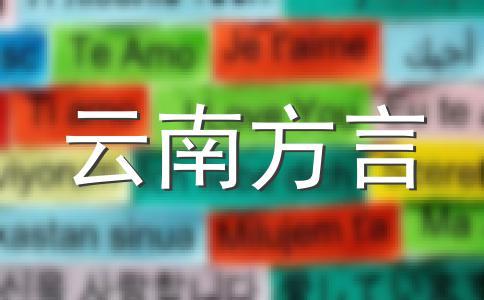 黄宏说云南方言更爆笑