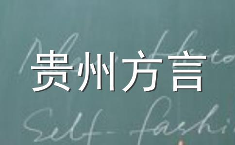 贵州方言打油诗《沁园春—热》